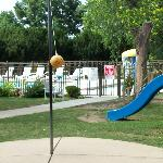 Playground & outdoor swimming for adults & kids