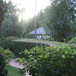 Il giardino, come visibile è molto curato