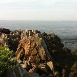 The sea in Kennebunkport