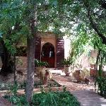 Chambre Rotonde dans le jardin