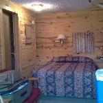 Bedroom in Cabin