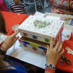 Decoupage Crafts for children 9 years old & up