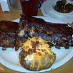 Rack of Ribs = Best Ever