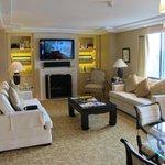 Park Suite - Living Room