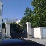 foto del residence borgo latino.
