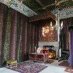 Newly retored room at Stirling Castle