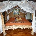 la camera del nostro bungalow