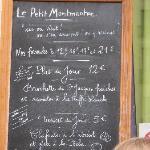 Фотография Le Petit Montmartre