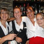 les filles du bar