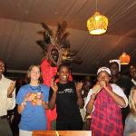 88th birthday - Masai style