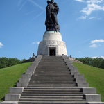 The Russian Memoral in Treptower Park