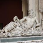 Vatican Museum Marble Sculpture