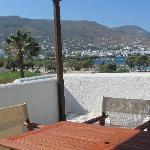 Terrazzo vista mare, Playa Livadia