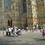 York minster!