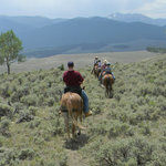 Childrens' First Trail Ride
