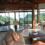 Interior of Casa Panorama