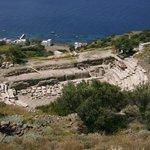 Ancient Roman Theatre - Milos