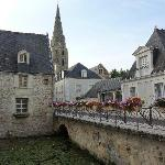 Langeais, a very picturesque village!