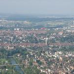 View of Bern from Gurten