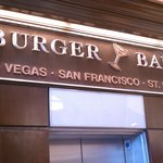 Burger Bar entrance