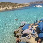 blue lagoon à comino