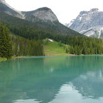 Emerald Lake - Breathtaking Scenery