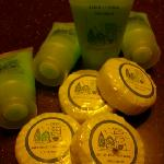 amenities from SEA Hotel