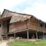 Rungus Longhouse, Kampung Bavanggazo, Sabah