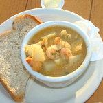 Hometown Kitchen's Seafood Chowder