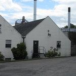 Macallan distilleries buildings