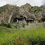 King Rock Tombs