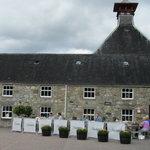 Glenfiddich cafe exterior