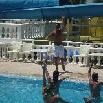 Der Pool (Aqua gym)