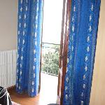 Kamer met balkon