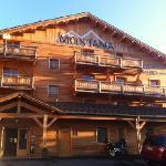 Montana chalet