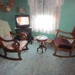 Heirloom Suite - Sitting Area