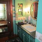 Heirloom Suite - Bedroom
