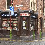 The sweet shop on the corner