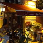 Foto van La Taverna Dell'Artista