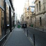 Rue des Saints-Peres, c'est Paris