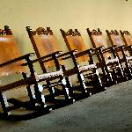 Motor Lobby Rocking Chairs