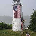 July 4th 2011 Nonantum lighthouse