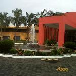 entrada hotel terranova