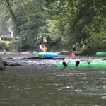 Cool River Tubing in Helen, GA