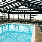 Piscine Beach Hotel Trouville