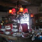 The Saffron Restaurant