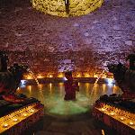 Grotta Salina, salt bath
