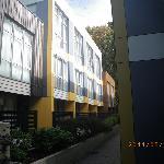 Wellington: Boulcott Suites:facade