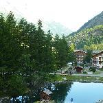 Hotel Mattmarkblick Foto