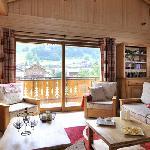 Chalet Savoy lounge